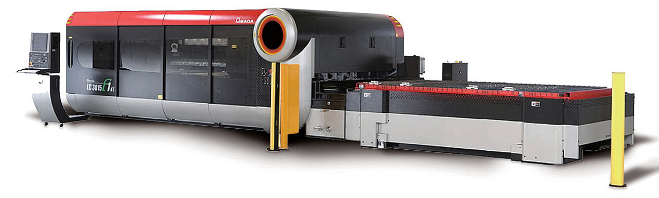 AMADA Laser Cutting Machine CN Metal Works Kendal Cumbria