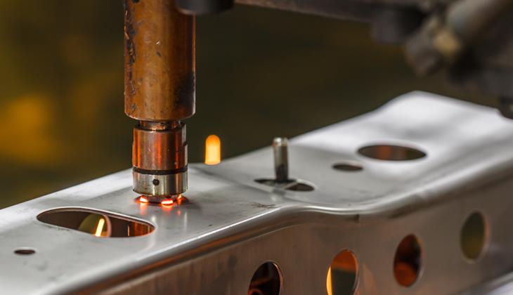 Spot welding machine - CN Metalworks