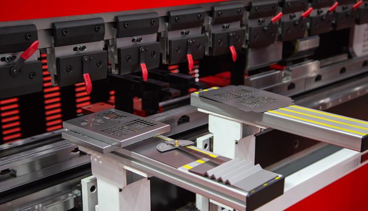 Amada Press Brake - CN Metalworks